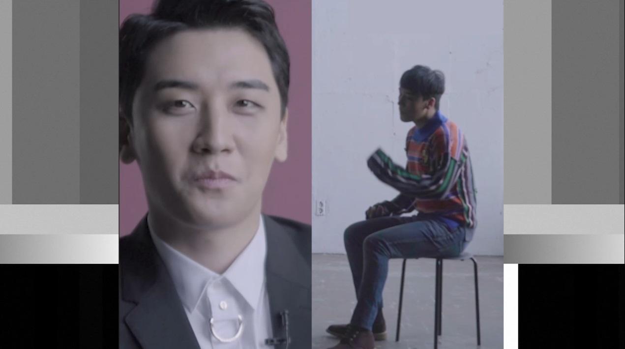 'The Great Seungri' 승츠비가 만난 승리의 1,2,3 인터뷰