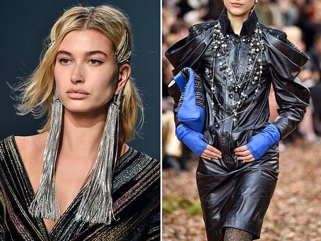 2018 F/W Zadig & Voltaire VS Chanel.