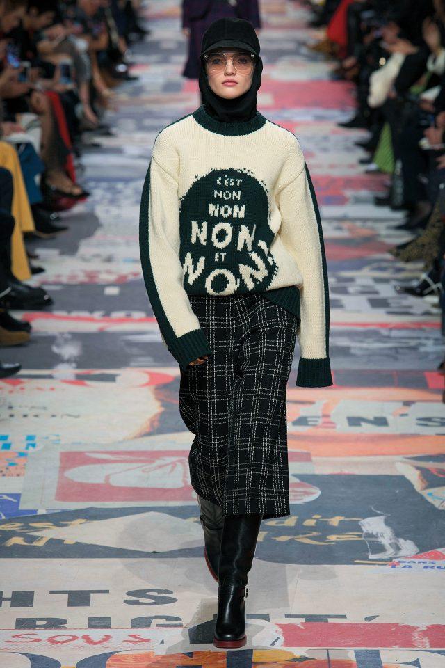 2018 F/W Dior