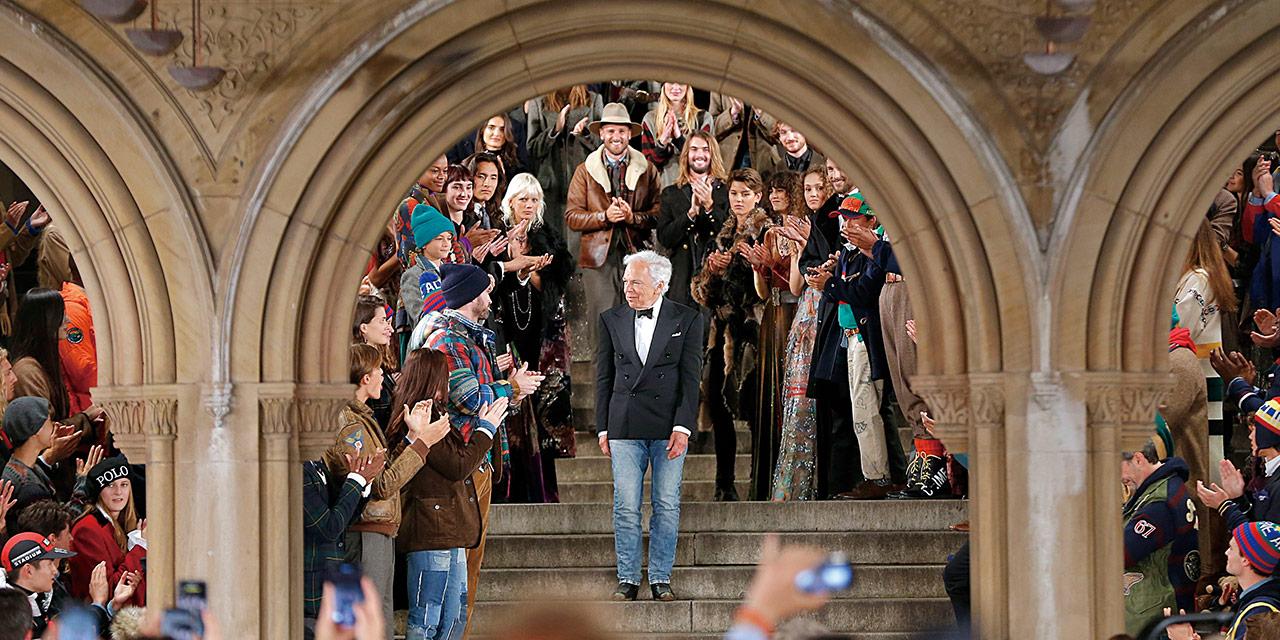 2019 S/S 시즌 뉴욕 패션위크의 하이라이트, 랄프 로렌 50주년 기념 런웨이 쇼와 이벤트의 특별한 모먼트!