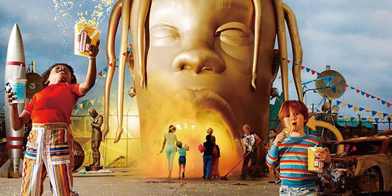 그동안 트래비스 스콧은 세상에서 가장 힙한 몇 사람 중 하나였다. 하지만 새 앨범 <ASTROWORLD>를 발매한 지금, 그는 정점에 올라섰다.