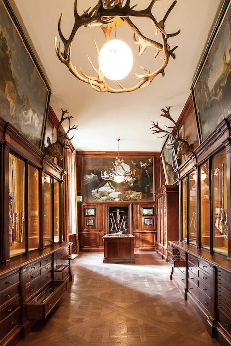 파리의 사냥과 자연 박물관