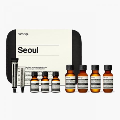 Aesop 서울 키트 8만6천원