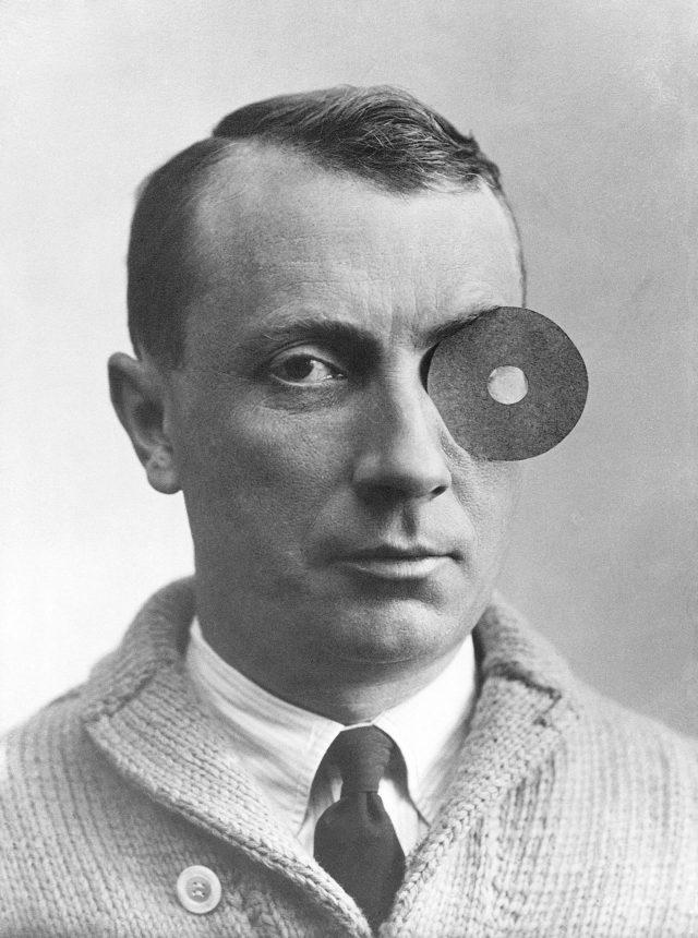 장 아르프의 포트레이트, ca, 1926.