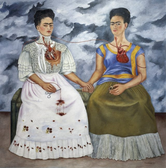 'The Two Fridas', 1939