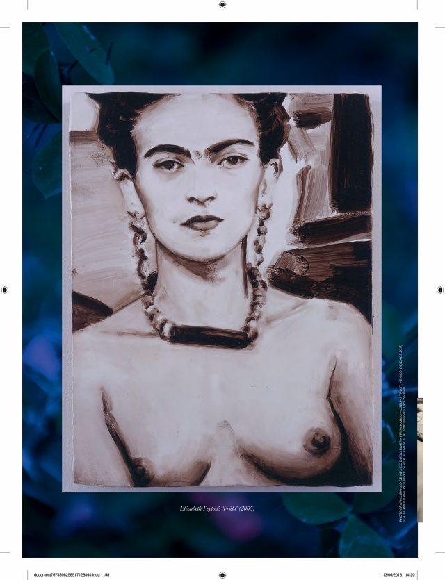 엘리자베스 페이튼, '프리다', 2005.