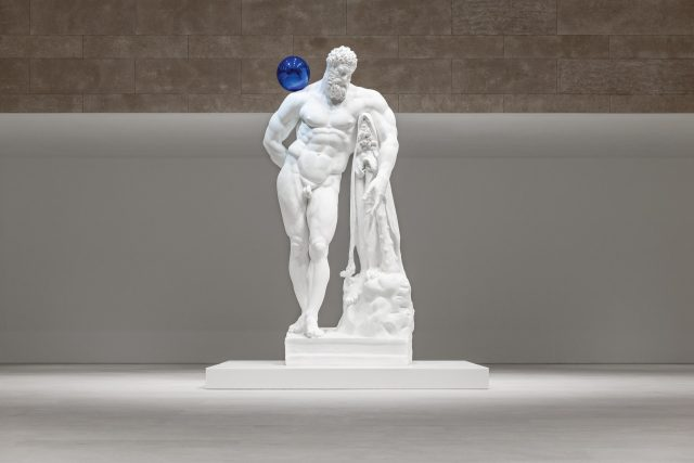 Jeff Koons, 'Gazing Ball-Farnese Hercules', 2013