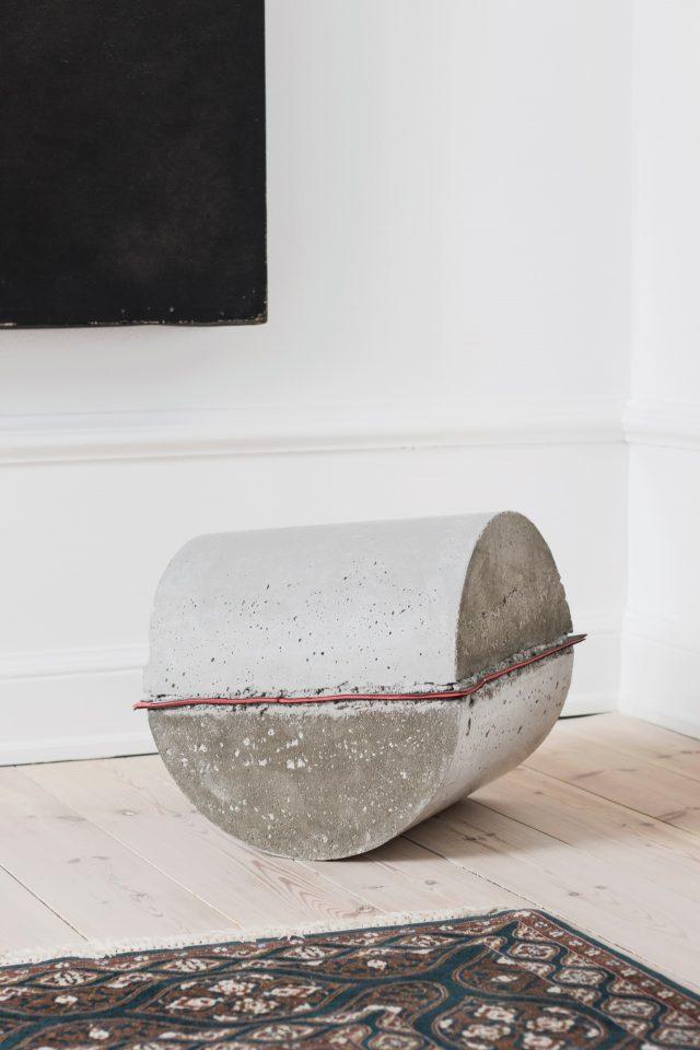 가브리엘 쿠리의 'Insulated Horizon Loop'(2014).
