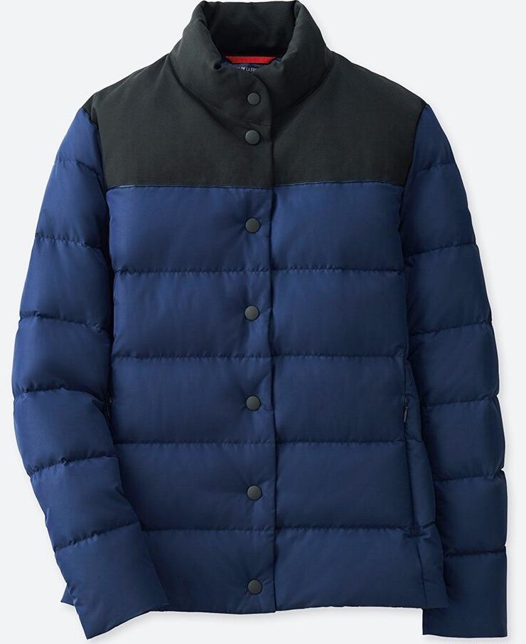 다운 재킷은 7만9천원으로 Uniqlo
