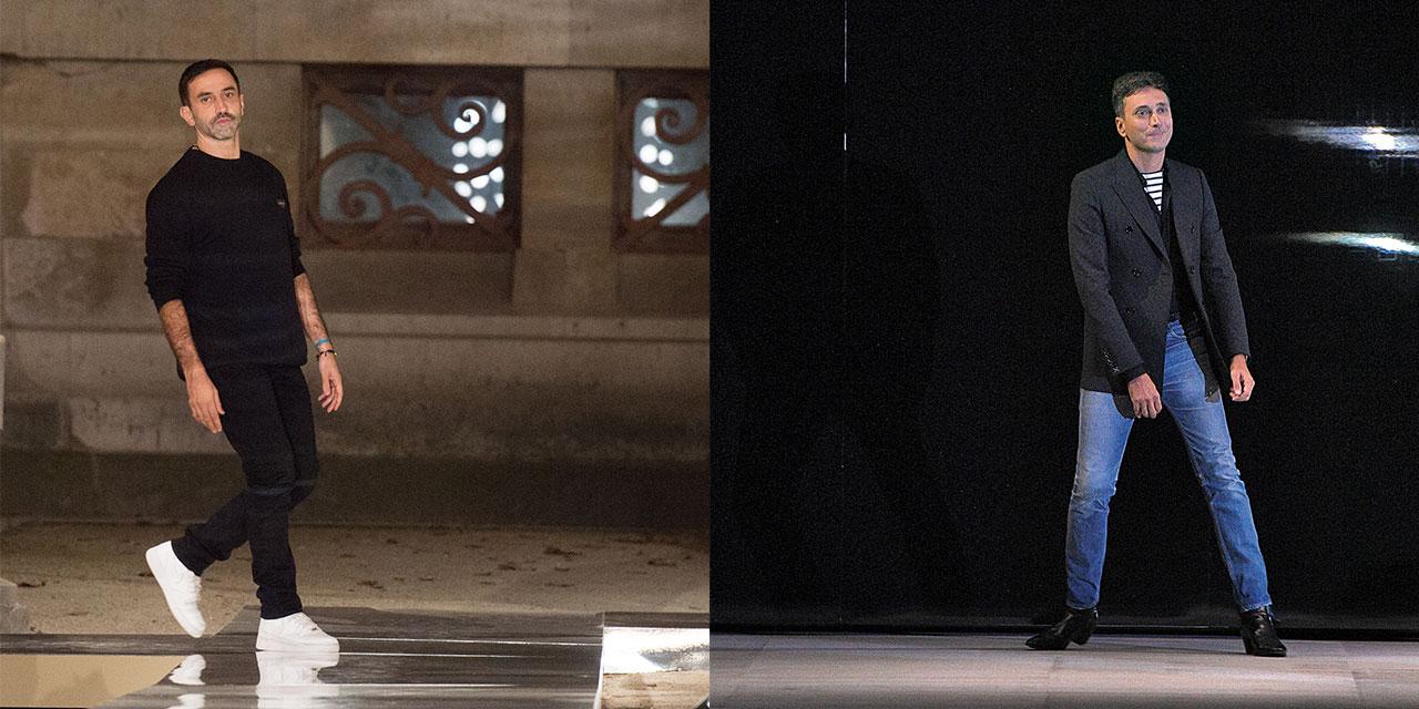 든든한 팬덤을 가진 리카르도 티시와 에디 슬리먼이 몇 년간의 공백을 깨고 돌아왔다. 많은 이들의 기대와 우려 속에 치러진 '티시의 버버리'와 '에디의 셀린'. 그 첫 컬렉션에 대한 사적인 리뷰.