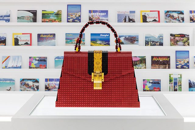 Andy Hung Chi-Kin, 'LEGO Certified Professional', Courtesy of Gucci.