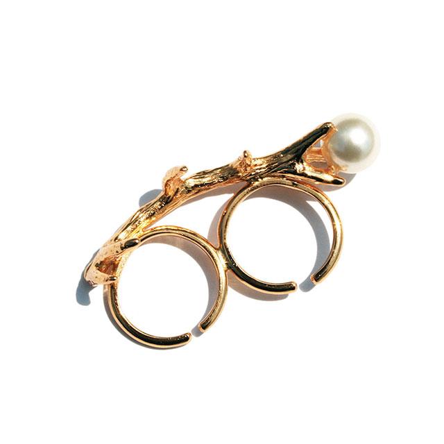 너클 반지는 17만원 Elyona