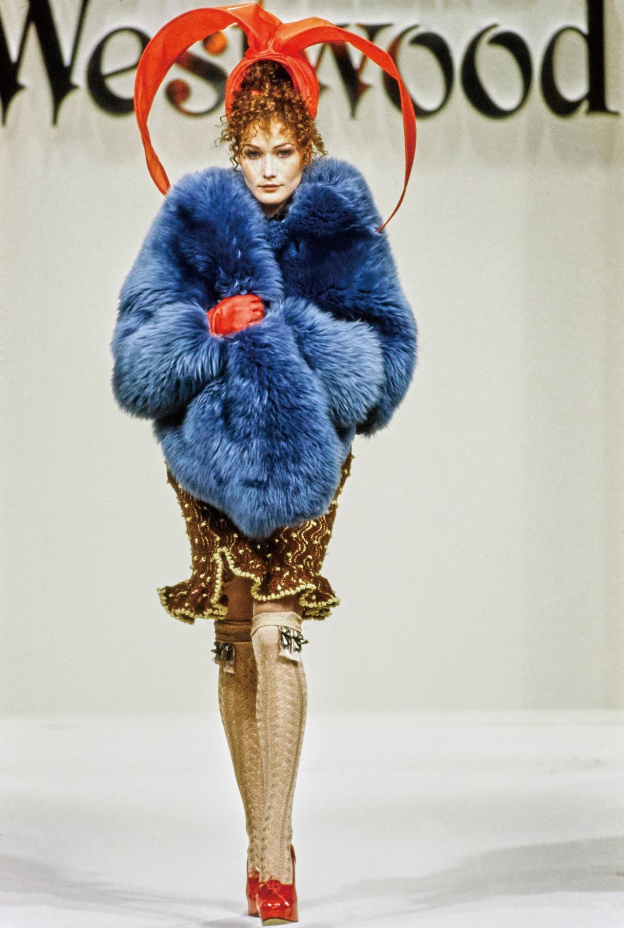 Vivienne Westwood's 1994 F/W