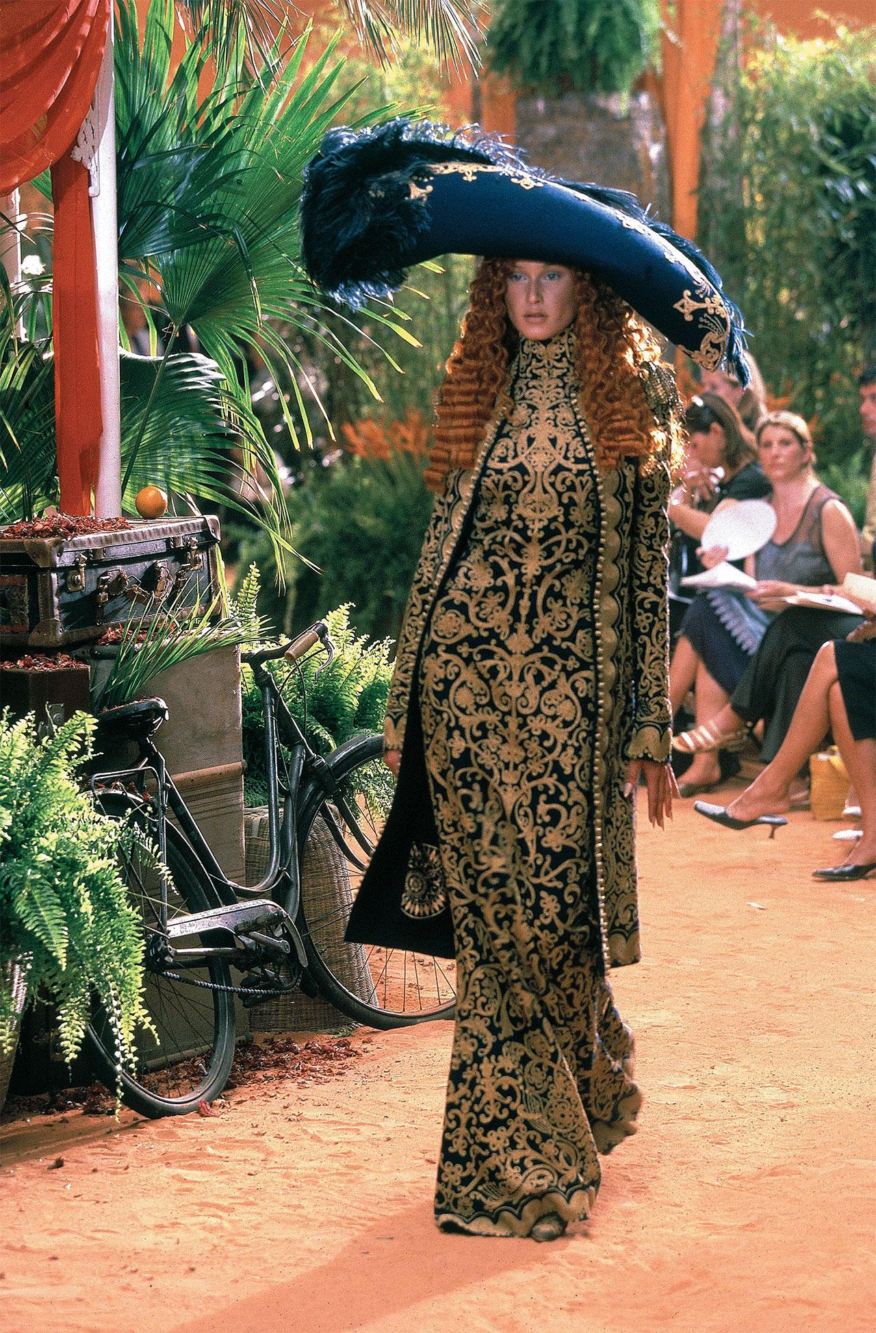 Christian dior by John Galliano 1998 F/W