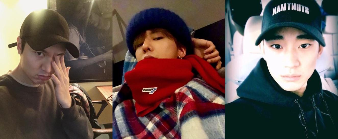 이민호, 김수현부터 gd까지! 2019년 제대를 앞둔 스타들.
