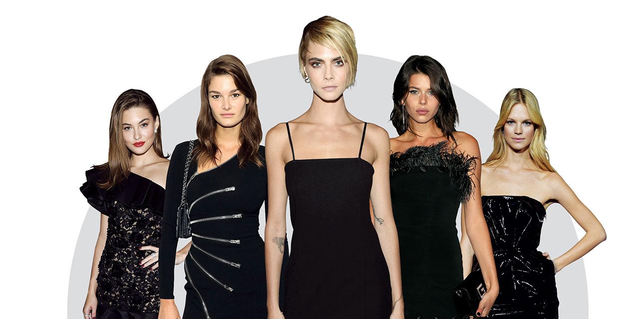 1926년 코코 샤넬이 탄생시킨 세련된 매력의 리틀 블랙 드레스. 오늘날 여성들의 완벽한 유니폼이 된 LBD는 클래식과 모던, 우아함과 시크함 사이에서 균형을 이루고 있다. 다양한 디테일의 리틀 블랙 드레스로 파티 웨어를 연출한 셀러브리티의 스타일을 눈여겨보자.