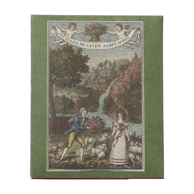 Buly 1803 카미솝 깨끗하고 향기롭게 손을 씻을 수 있도록 도와주는 페이퍼 솝. 5g×40ea 3만5천원.