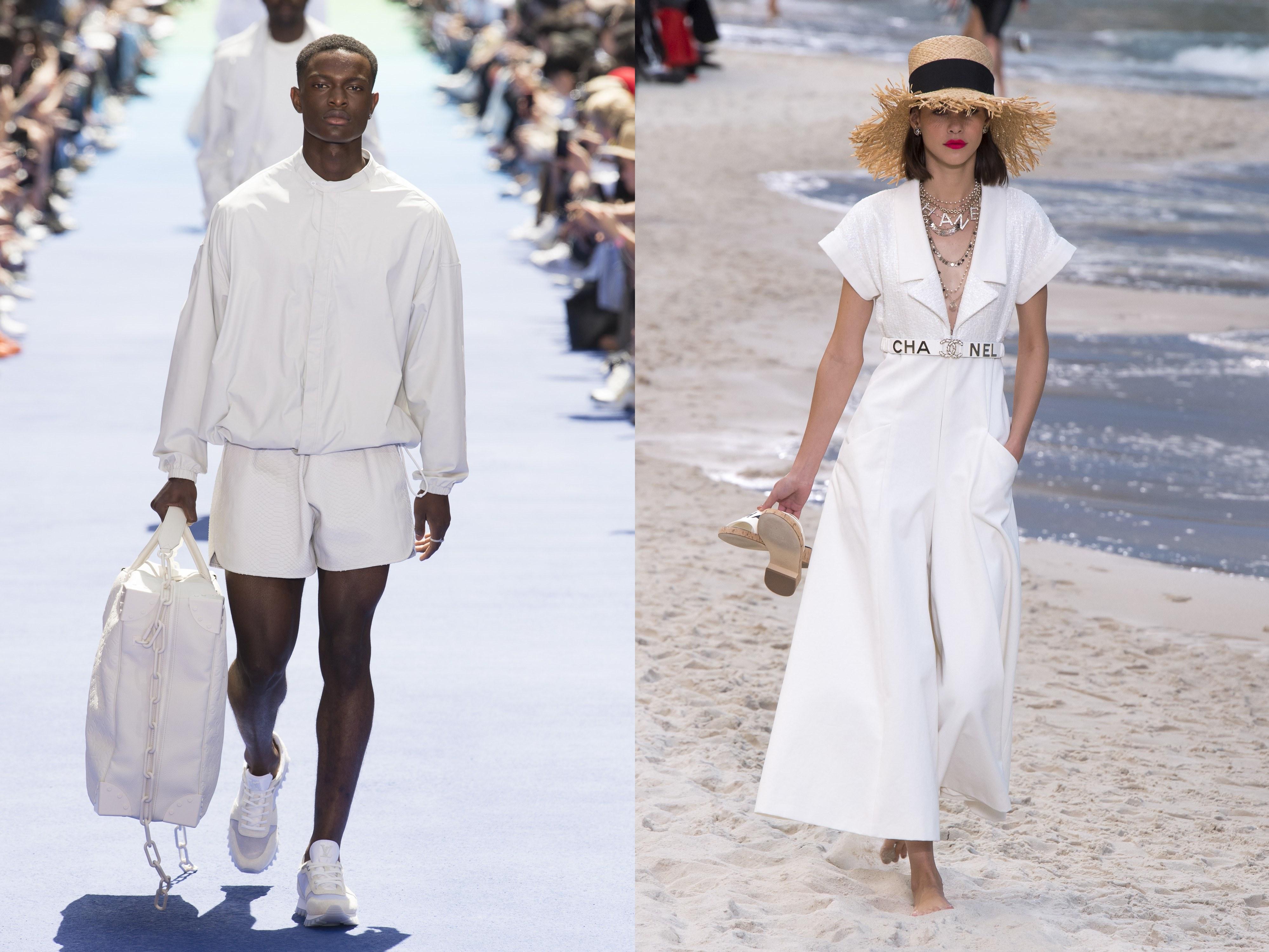2019 S/S Louis Vuitton, 2019 S/S Chanel