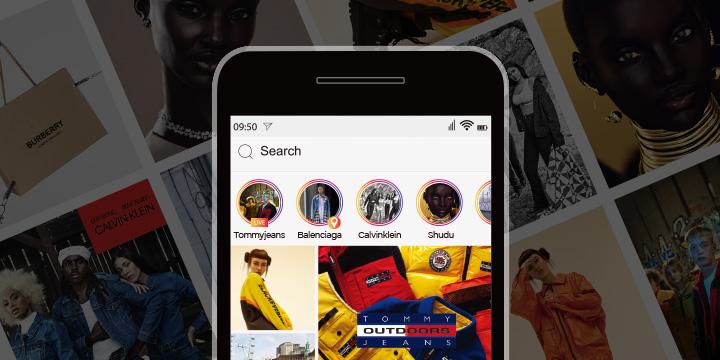 세상이 변했고, 광고가 변했다. 디지털 세상에서 펼쳐지는 복잡한 셈법의 패션 광고들.