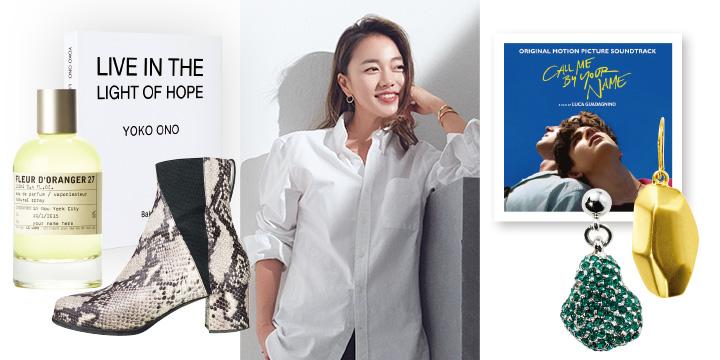 '일상의 모든 룩에 자연스럽게 녹아드는 슈즈'를 목표로 브랜드 세븐 올 어라운드(Seven All Around)를 전개하고 있는 디자이너 최희성의 사적인 취향들.
