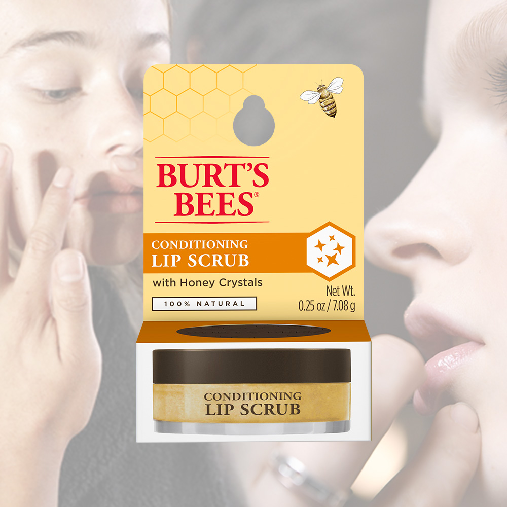 BURT'S BEES 컨디셔닝 립 스크럽 1만2천원