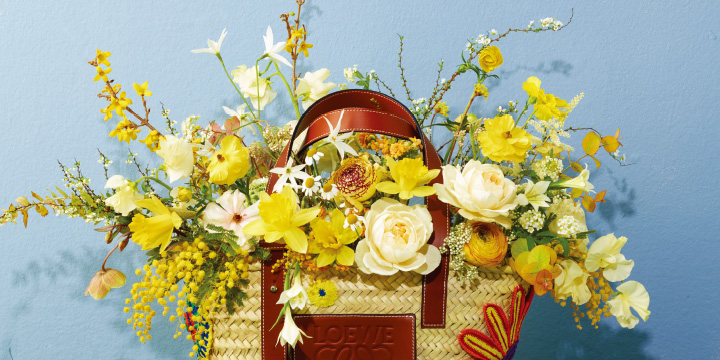 Woven Wonders    꽃 내음 가득한...