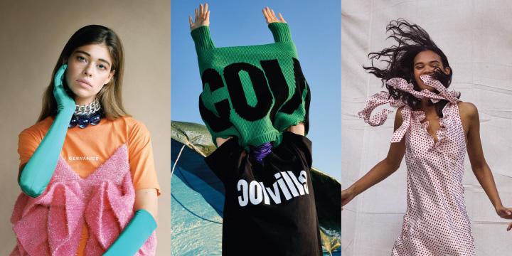 끊임없이 새로운 피가 수혈되는 패션 월드에서 독창적인 발상과 완성도 높은 컬렉션으로 주목받는 신예들이 있다. 여기, <바자>가 주목한 10개의 새로운 브랜드를 소개한다.