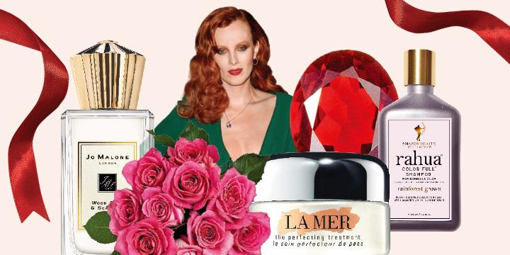 40대이지만 여전히 건재한 모델이자 가수, 카렌 엘슨. 그녀에게 영감을 받은 립스틱이 있을 정도로    뷰티 영향력을 가진 엘슨이 이번에는 향수 제작에 참여했다.