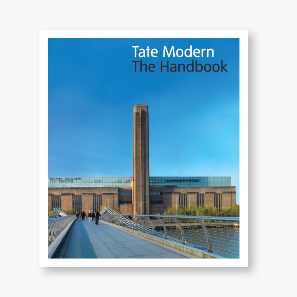 책은 'Tate Modern the Handbook'