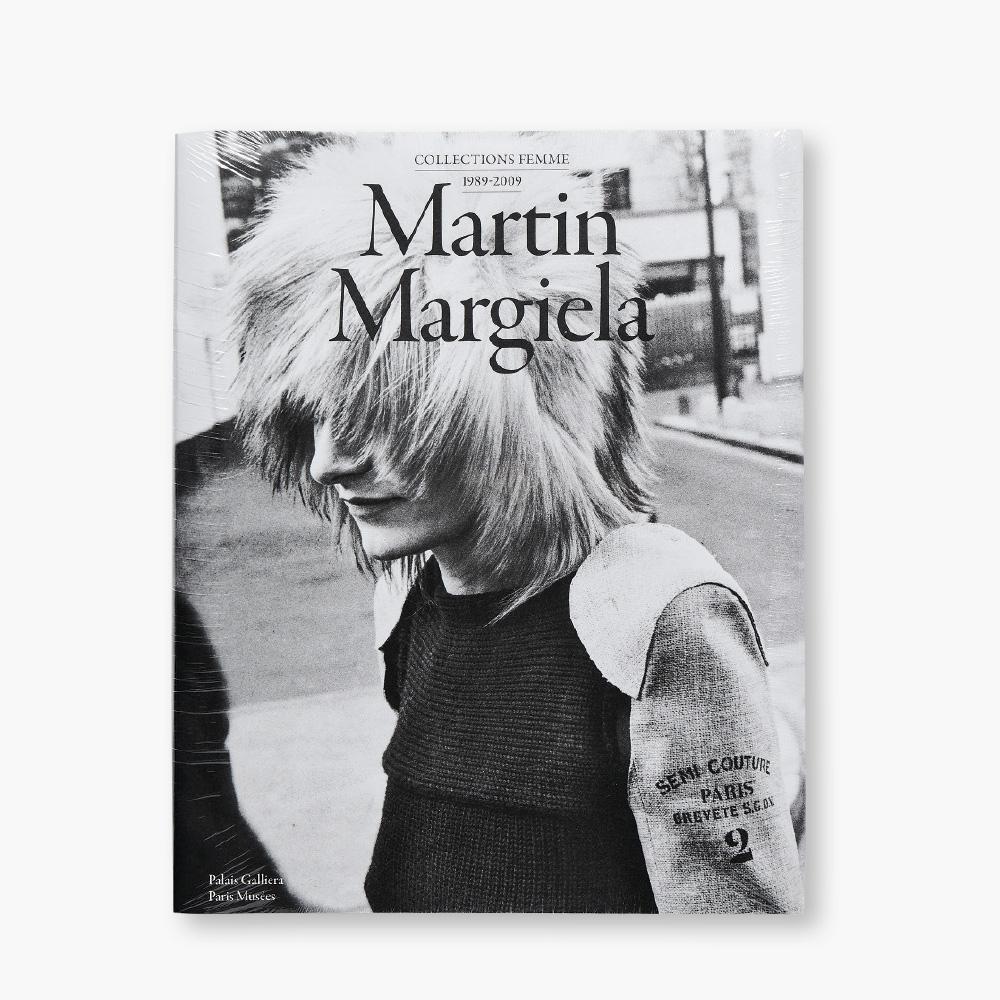 마틴 마르지엘라에 관한 책 <Martin Margiela The Women's Collections 1989-2009>