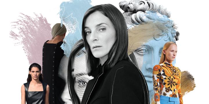 '올드 셀린(Old Céline)' 감성으로 충만한 피비 파일로의 후예들이 2019년 패션계에 두각을 드러내고 있다.