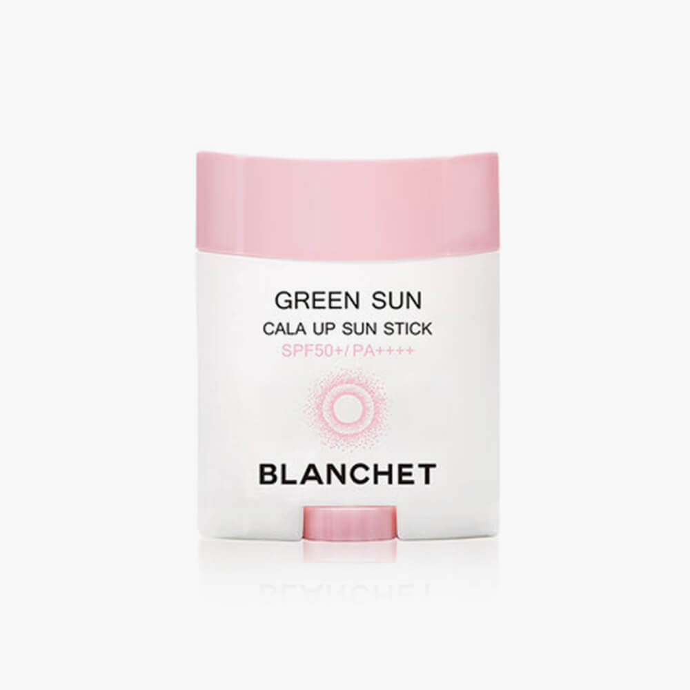 BLANCHET 그린 선 칼라 업 선스틱 SPF50+/PA+++ 2만8천원
