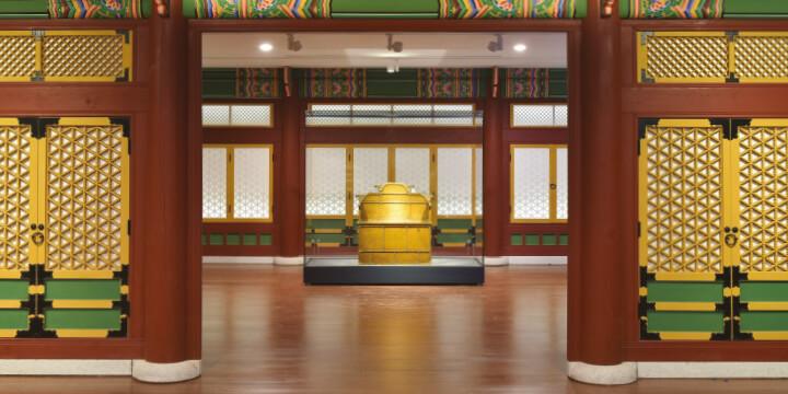 한국의 전통 미술과 문화를 만날 수 있는 전시 공간.