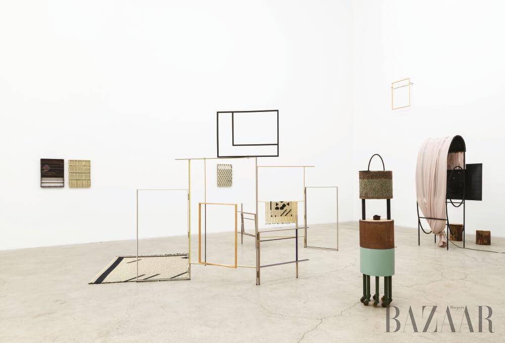 'Land Sand Strand', 2012-2019, Partial installation view.
