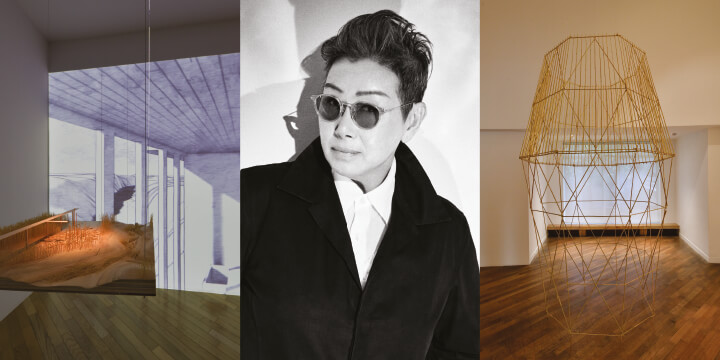 평생 예술의 시선으로 세상의 본질을 응시해온 최재은의 DMZ 프로젝트 <자연국가: 대지의 꿈>은 그녀의 삶과 시대를 관통한다. 지금 도쿄 하라 미술관에서는 역사와 자연, 인간이 일군 역설의 시공간인 DMZ의 꿈이 가없이 만개해 있다.