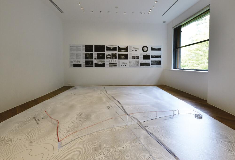 조민석, 'DMZ Vault of Life and Knowledge', 2019, Installation, size varied.