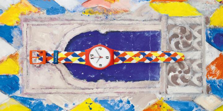 현대미술과 긴밀한 관계를 지속하는 스와치는 5회 연속 베니스 비엔날레의 메인 파트너가 되었다. 11월 24일까지 펼쳐지는 예술의 장에서 스와치와 아티스트의 다채로운 협업을 만날 수 있다.