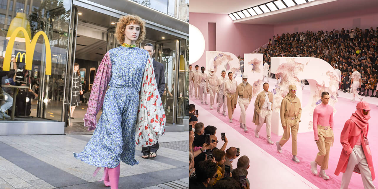 맨즈 패션위크의 대장정이 막을 내렸다. 신선한 장소에서 쇼를 선보인 브랜드에서 반가운 모델의 등장까지. 2020 S/S 맨즈 패션위크에서 기억해야 할 순간들.