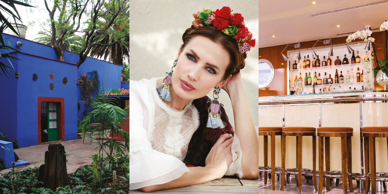 멕시코시티의 가장 상징적인 거리에서 넋을 놓고 말았다. 수수께기 같은 역사와 문화, 예술, 건축 그리고 놀라운 미식에 열광하는 사람이라면 반드시 들러야 할 도시이다.