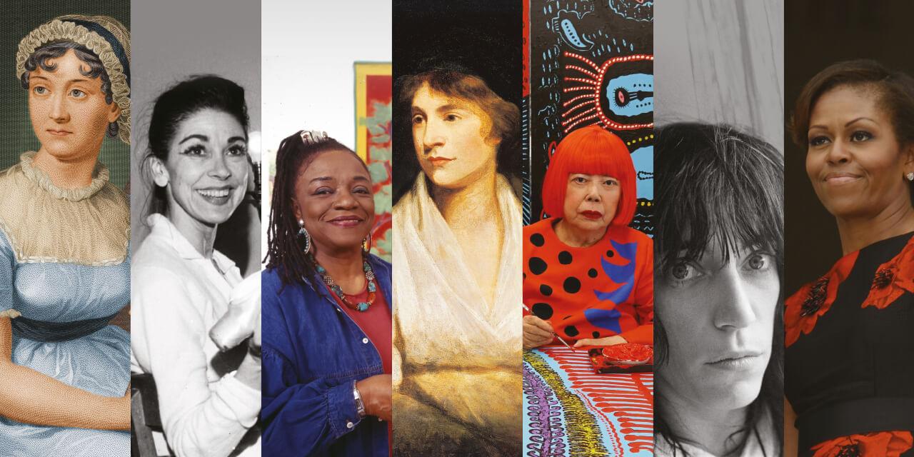 누구보다 열정적으로 살고 있는 동시대 여성들이 자신의 영웅이자 영감의 원천에 대해 말한다. 제인 오스틴, 패티 스미스, 수전 손택, 그리고 미셸 오바마까지. 세대를 막론하고 우리에게 영감을 주는 뜨겁고 강인한 여성들에게 경의를 표하며.